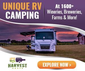 Harvest Hosts Unique RV Camping Mobile App